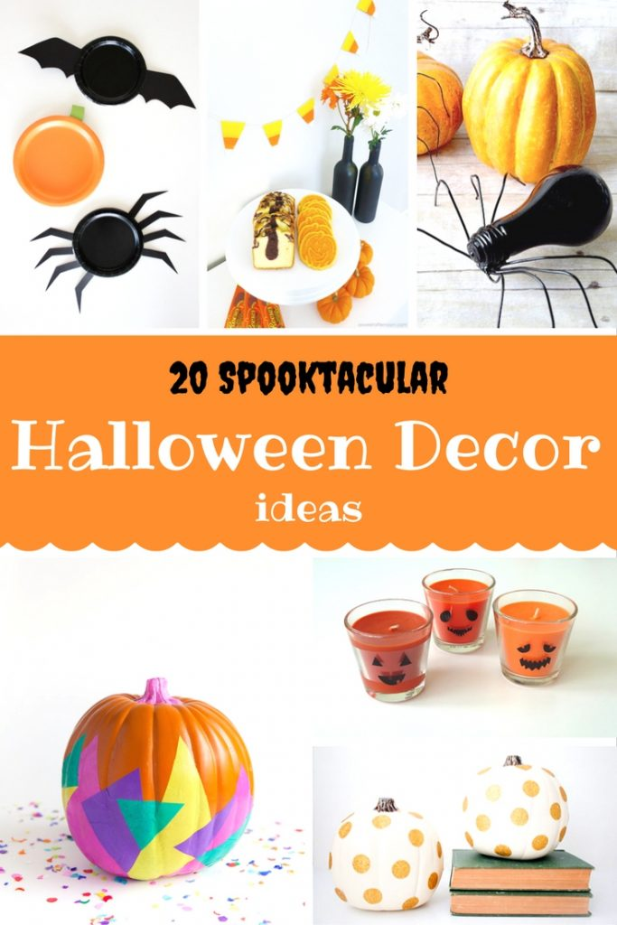Halloween Home Decor Ideas | 20 Spooktacular Halloween Decor Ideas