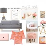 Home Decor Ideas Peach and Gray accent pieces that can fit into any style home. You will love decorating your home with these home décor accent pieces and furnishings.