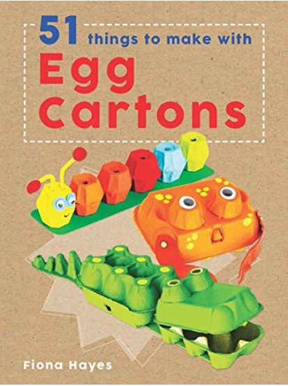 kids book review 51 Things To Make With Egg Cartons