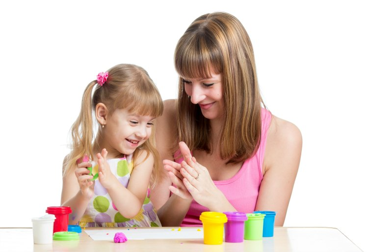 crafts-kits-for-kids-young-mother-and-daughter-playing-with-clay. So many great crafts for kids and craft kits to choose from. Kids will have fun learning with these kids activities.