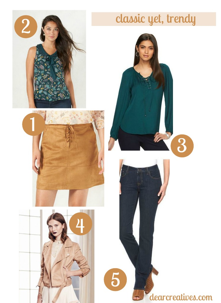 Fashions Trending Right Now That You Can Mix And Match To Your Style