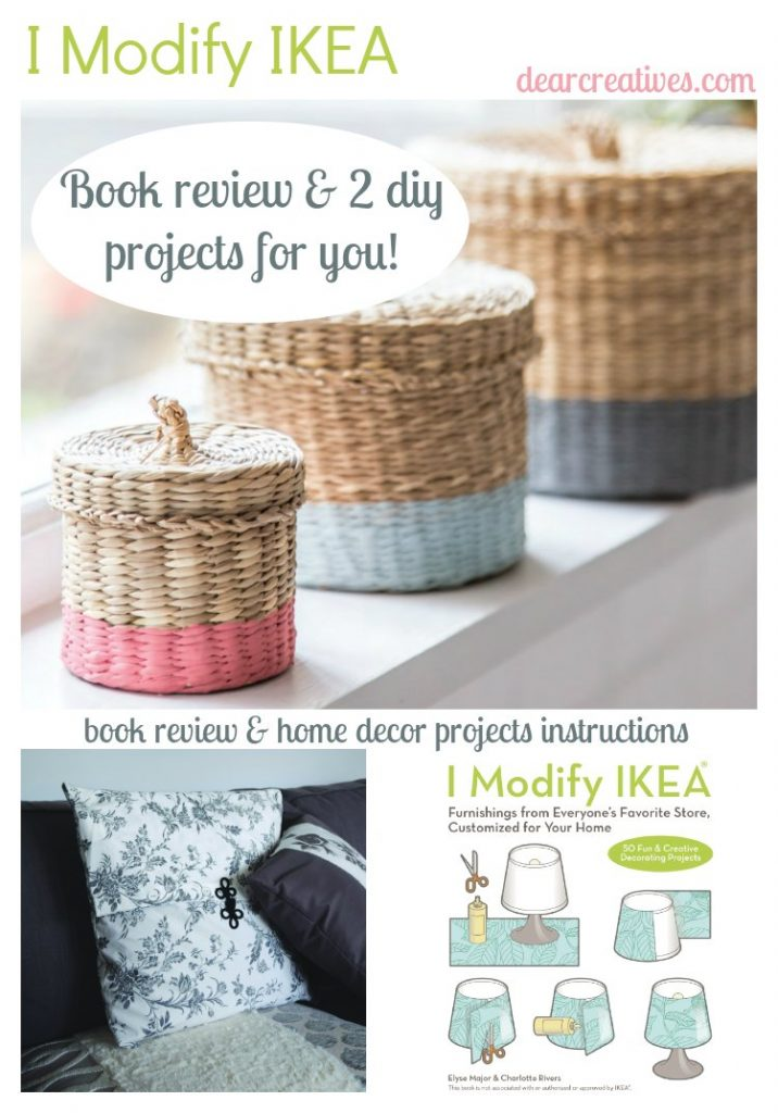 i-modify-ikea-book-review-along-with-several-projects-from-the-book-for-you-and-so-many-more-50-home-decor-projects-book-review-at-dearcreatives-com