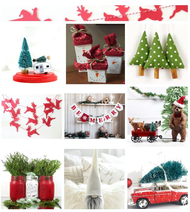 home decor ideas Christmas