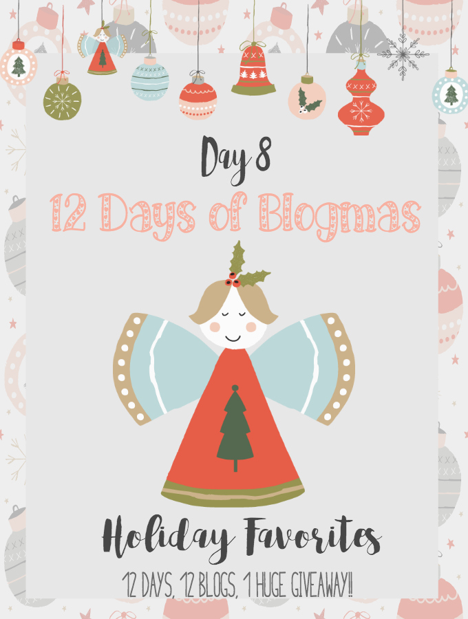 Christmas Favorites #12daysofblogmas DearCreatives.com