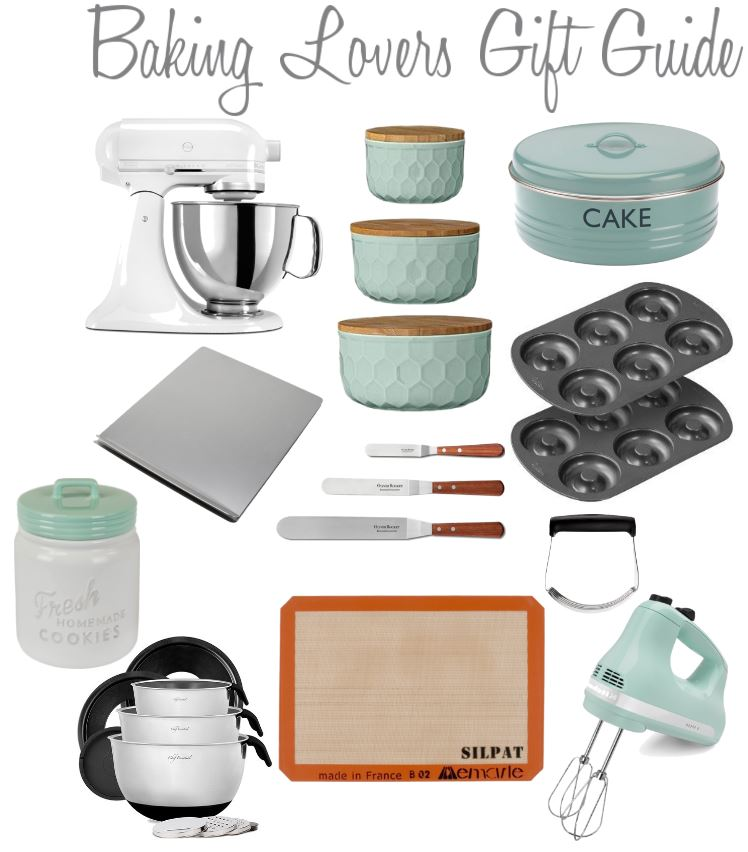 Gift Guide For Baking – Novice To The Baking Enthusiast