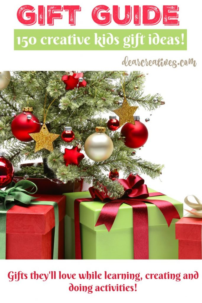 Gift Guide Kids 150 creative gift ideas for kids
