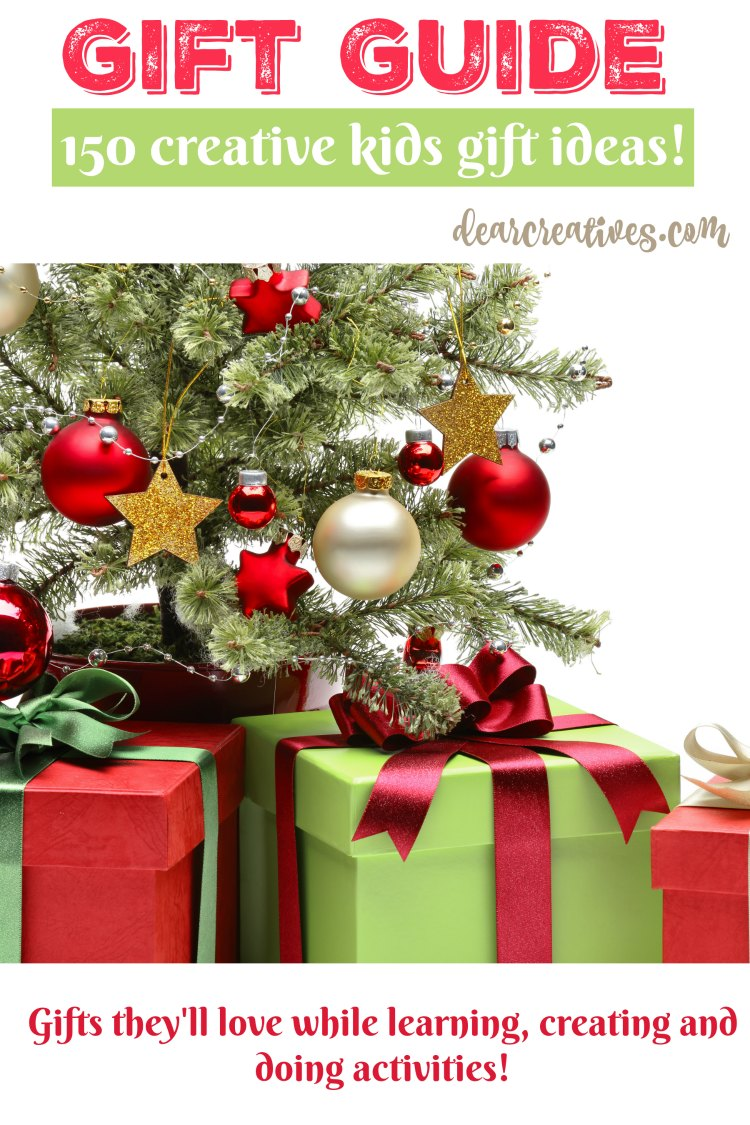 Best Gift Guide For Kids Of All Ages! Over 150 Ideas!