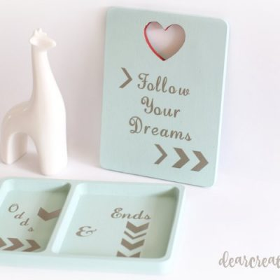 DIY craft projects Dixie Belle Paints DearCreatives.com DIY Crafts Projects Odds and Ends catch all tray DearCreatives.com | DIY Craft Projects Barn Red Dixie Belle Chalk Paint DearCreatives.com | DIY Craft Projects painting with Dixie Belle Chalk Paints DearCreatives.com | DIY Craft Projects that anyone can do. You'll love transforming your projects with chalk paint and a few other supplies!