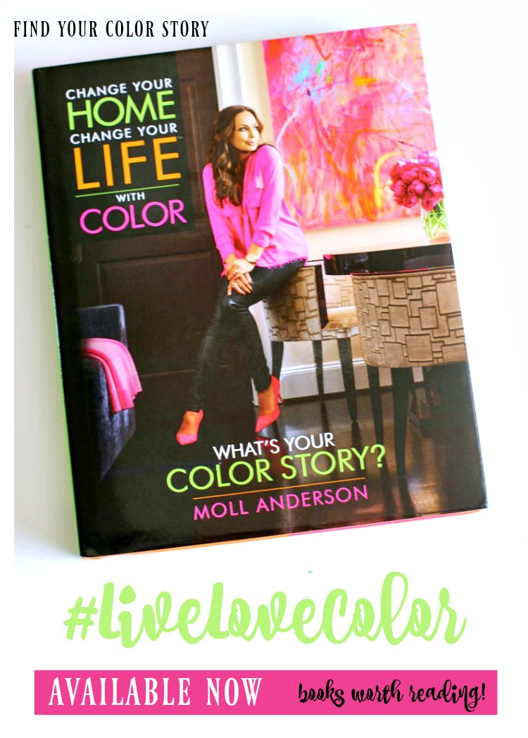 Color Inspiration Books Worth Reading: Change Your Home Change Your Life With Color