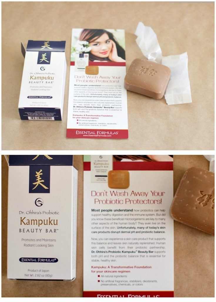 Healthy Lifestyle Dr. Ohhira's Probiotic Keampuku beauty bar dearcreatives.com