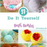 DIY Bath Bombs DIY Beauty Recipes you'll love making so many to pick from. Easy recipes with tutorials on how to create your own handmade bath bombs.