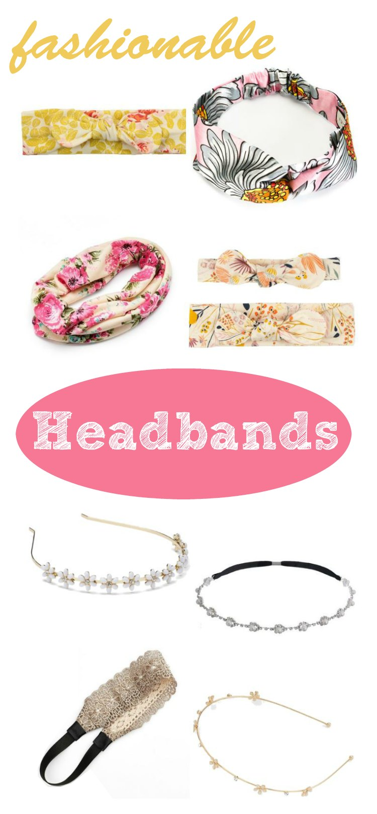 Must Have Headband Styles For Summer From Casual To Wedding