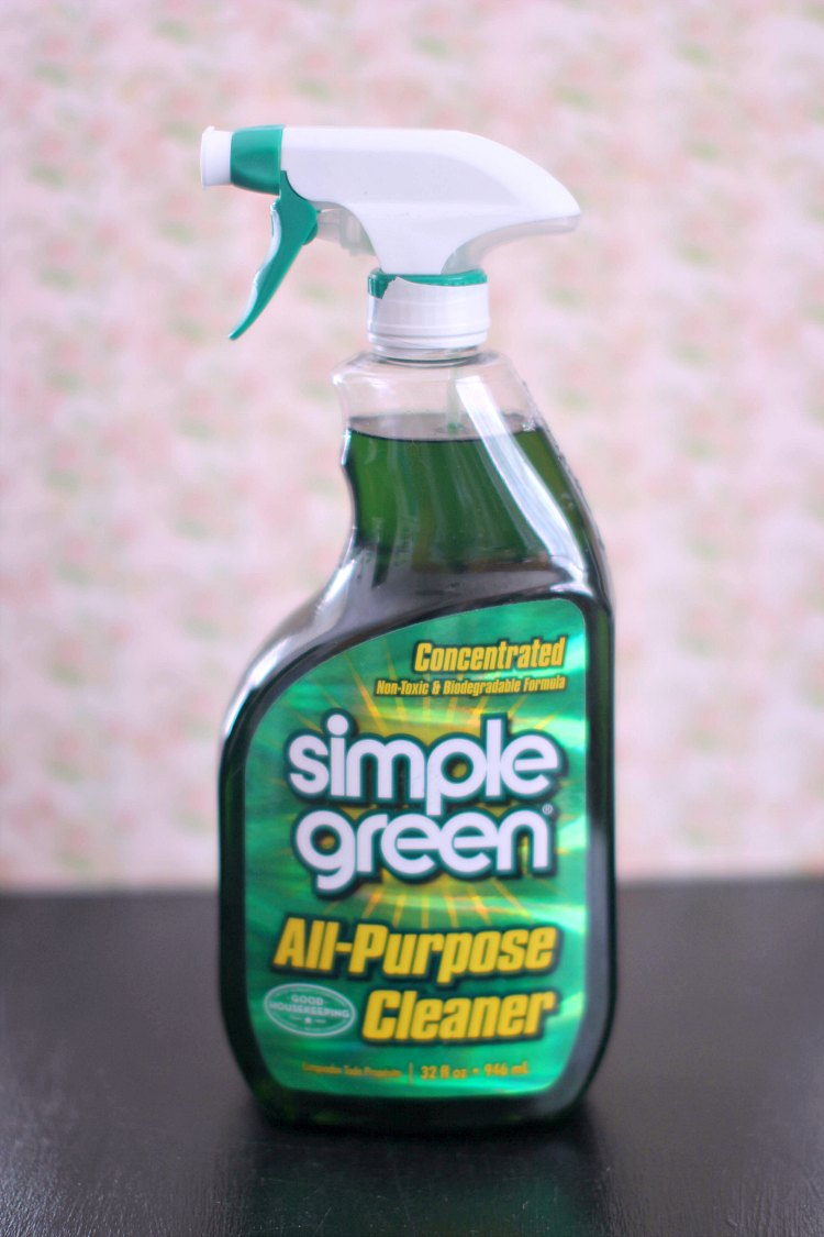spring cleaning - cleaning free spring cleaning printables and spring cleaning tips simple clean all purpose cleaner © 2017 Theresa Huse DearCreatives.com