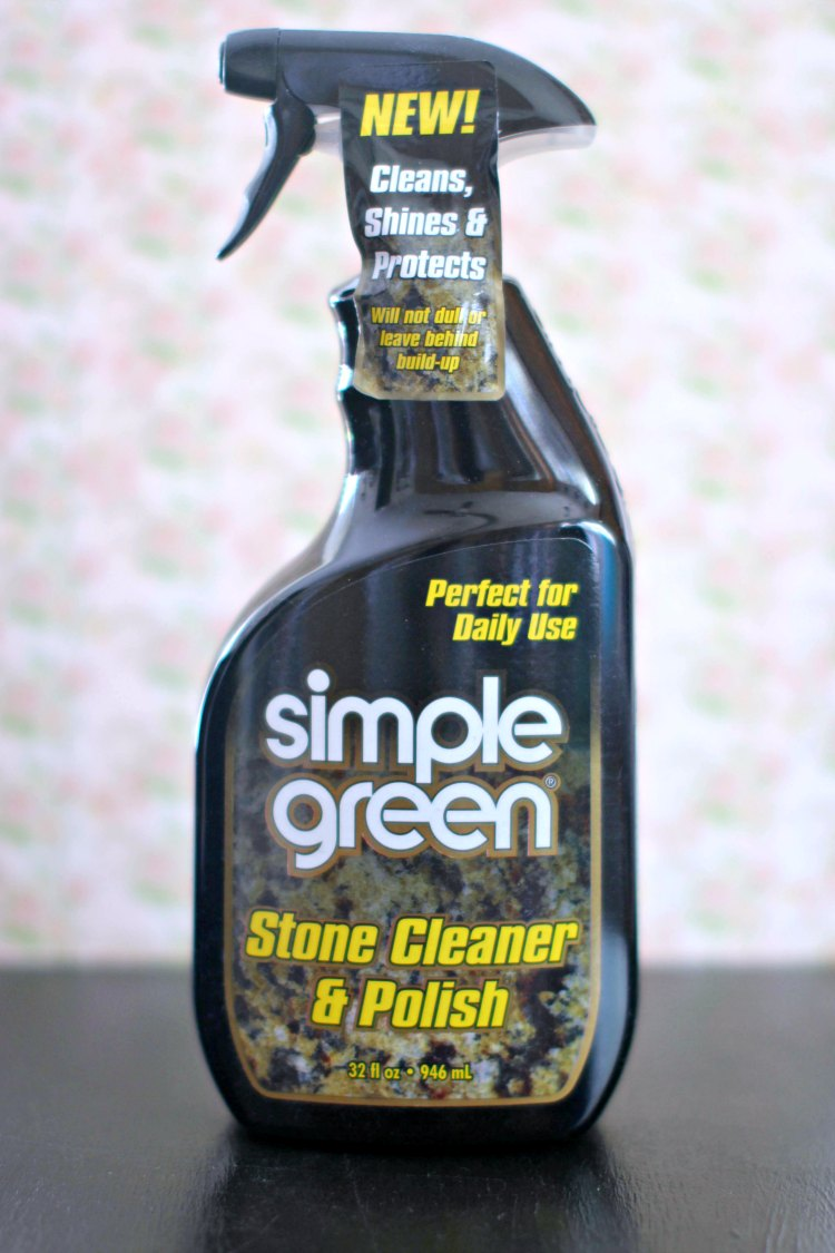 spring cleaning - cleaning - simple green stone cleaner and polish spring cleaning tips and free printables spring cleaning checklist © 2017 Theresa Huse