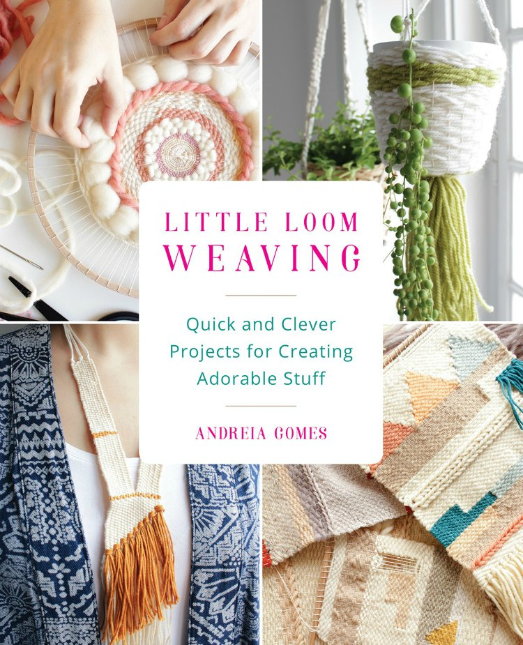 Crafts _Little_Loom_Weaving