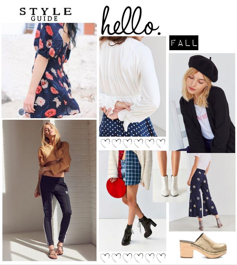Fall Teen Fashions And Styles; Plus How To Deal With The Bulging Closet
