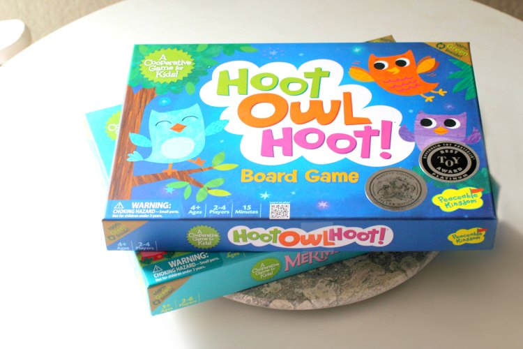 kids learning games - DearCreatives.com Ages 4 and up Hoot Owl Hoot a cooperative learning game.