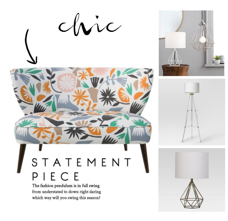 Chic and stylish home furniture