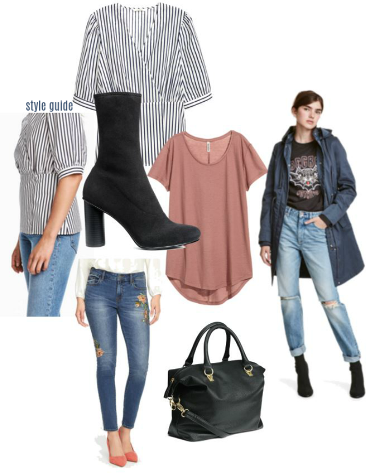 Fashion Trends For Women: Mix and Match Styles To Go From Casual To Polished
