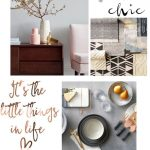 Home decor ideas; modern, chic, styles that are on point with trends, and budget friendly. Grab tips, and how to style your home on a budget. Must see ideas at DearCreatives.com