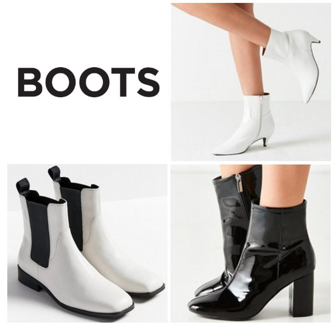 On trend boots, and booties we love right now