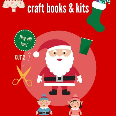 Gift Guide to Craft books and Craft Kits for kids, teens, and adults. Find so many great ideas for crafting, how to and learning fun crafts. #craftbooks #craftkits #giftguidecrafters #gift guides DearCreatives.com.jpg