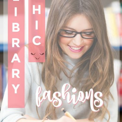 Library Chic fashions, a little nerdy and a whole lot of chic. Easy stylish ways to look stylish, along with smart. Must see ideas DearCreatives.com