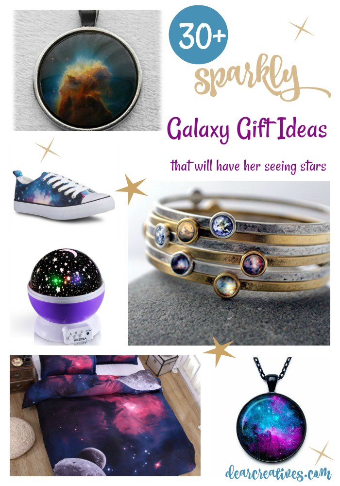30+ Galaxy Gift Ideas For Her That Will Have Her Seeing Stars