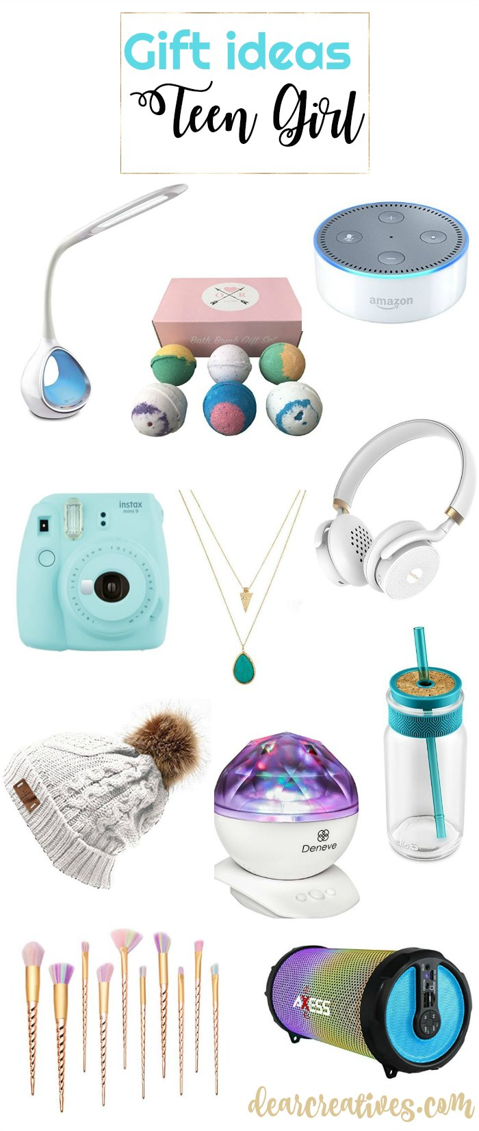 Gift Ideas for Teen Girls You'll Love This Gift Guide Packed With The Best Ideas
