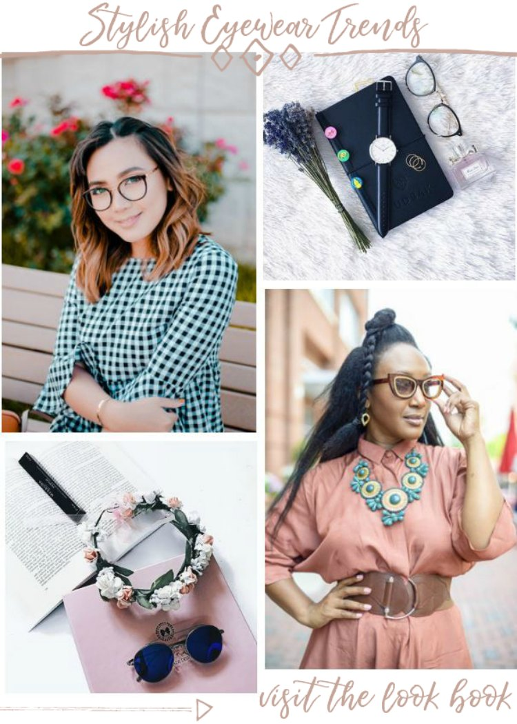 stylish eyewear trends. Are you looking for affordable stylish eyeglasses You need to see these eyewear trends. Find out more via DearCreatives.com