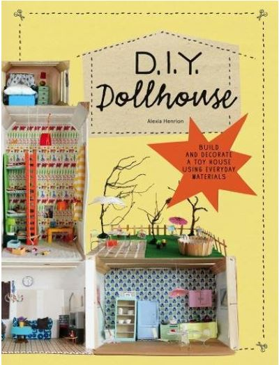 D.I.Y. Dollhouse book cover