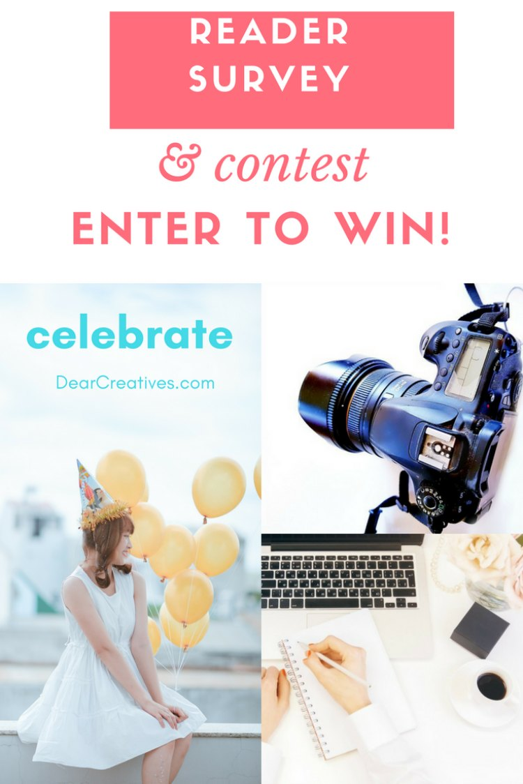 Top Posts For DearCreatives.com and Reader Survey + Contest