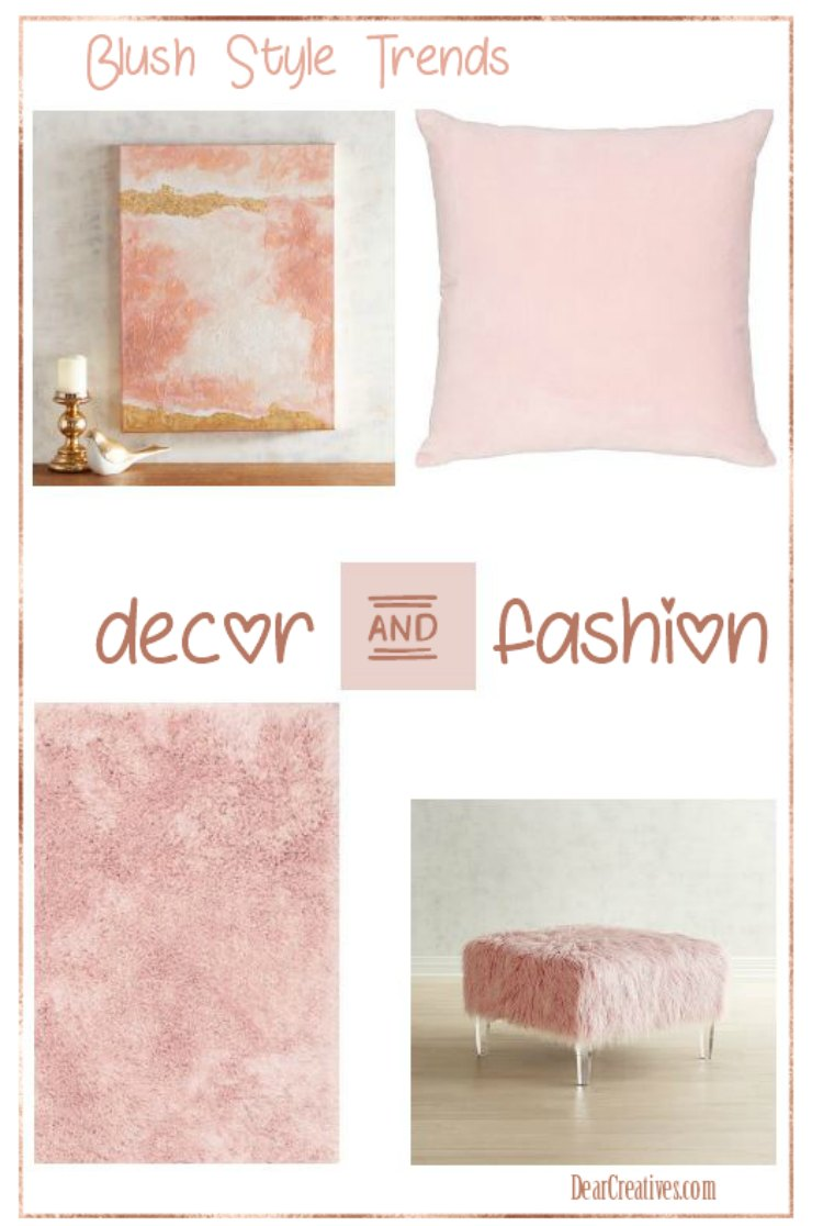 Crushing It with These Blush Style Trends