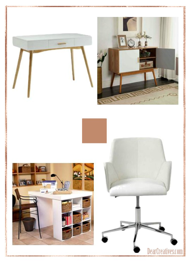 Must See Home Makeover Home Office Before After And Decor Ideas