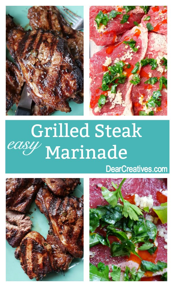 Ready to Grill Your Steaks? Must Try Marinated Steak Recipe