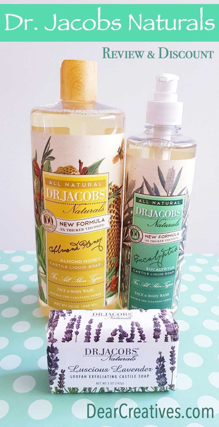 Are You Looking For Natural Beauty Products? Dr. Jacobs Naturals Review + Discount