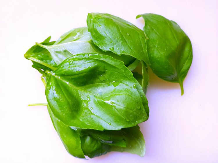 fresh basil for steak marinade recipe