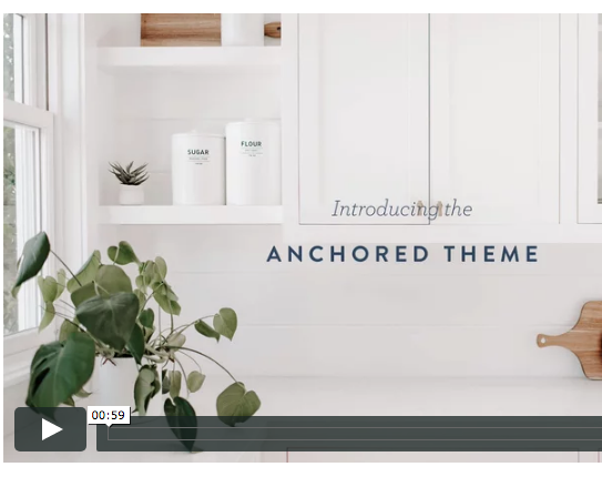 Anchor WordPress Theme from Restored Designs 316