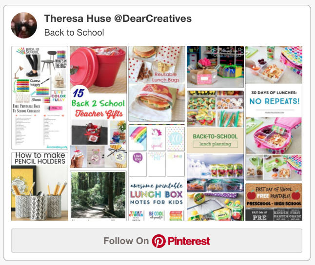 Back to School Resources, tips, printables, crafts. Back to school ideas on Pinterest