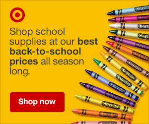 back to school supplies Target
