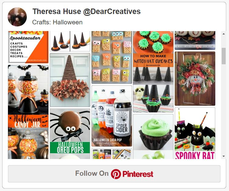 Ideas for Halloween - Halloween Crafts and Halloween Wreaths Pinterest