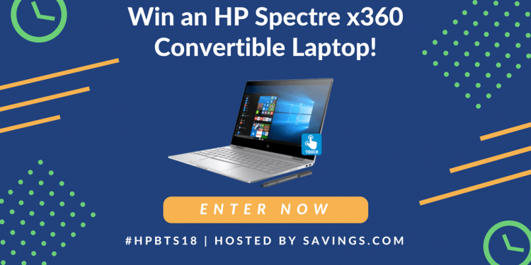 HP Back to School Coupon and Rebate! Plus #HPBTS18 Giveaway