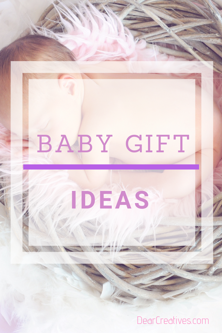 Baby Shower Gift Ideas and Baby Registry Ideas