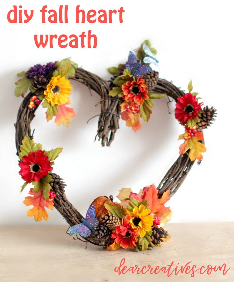 Fall Wreath DIY – Plus 7 Fall Wreaths You'll Love to Make Now!