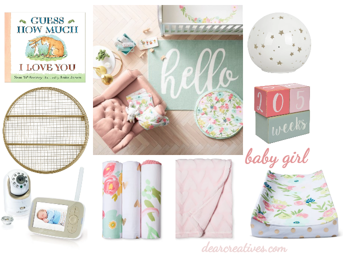 Gifts for a Baby Girl