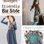 Fall Outfit Ideas - Are you looking for big style but, not at a big price You need to see this post filled with fashion deals that hit the mark! #fall #fashions #style #budgetfriendly #outfitideas #whattowear #fallfashions #dearcreatives