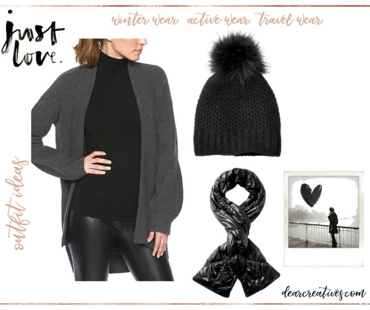 Are You Looking For Great Active Wear? New Winter Clothing Collection and Giveaway!