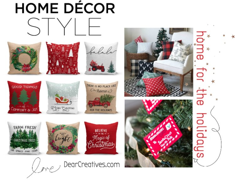 Festive Christmas Decorating Ideas