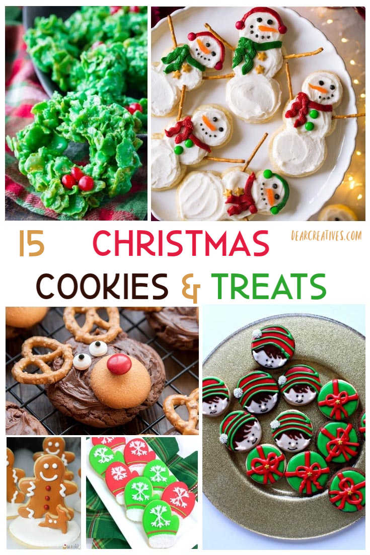 Christmas Cookies You Will Love Baking! Easy to Make and Decorate