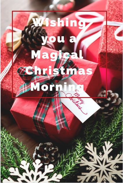 Magical Christmas mornings begin with matching pajamas and coco. See tips and picks for making your holidays sparkle. DearCreatives.com